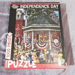 The Saturday Evening Post Independence Day Puzzle